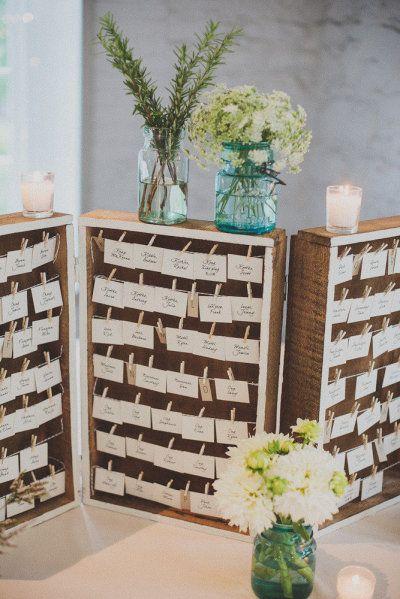 10 Idées pour décorer son Plan de table Mariage