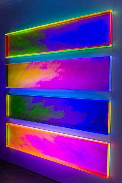 Regine Schumann. Look Into It - Wall Street International /light art