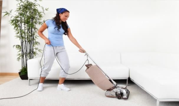 How to Effectively Vacuum Your Carpet For a Longer Lasting Cleaner Carpet!