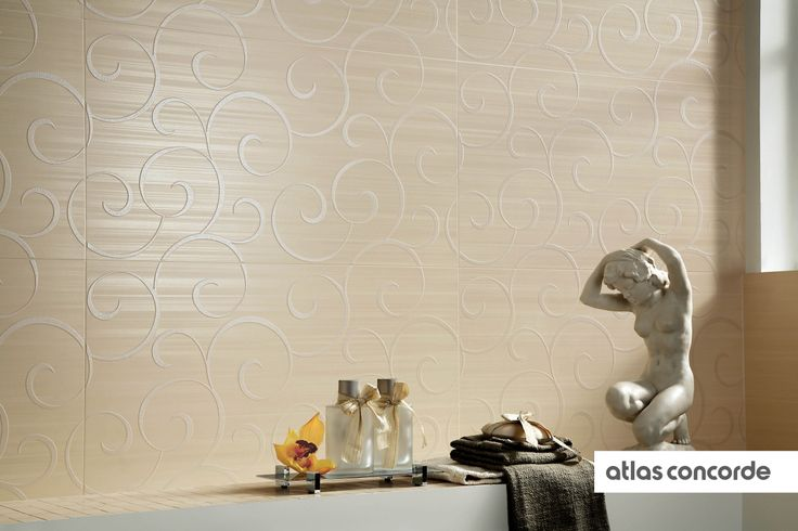 #RADIANCE | #Damask | #AtlasConcorde | #Tiles | #Ceramic