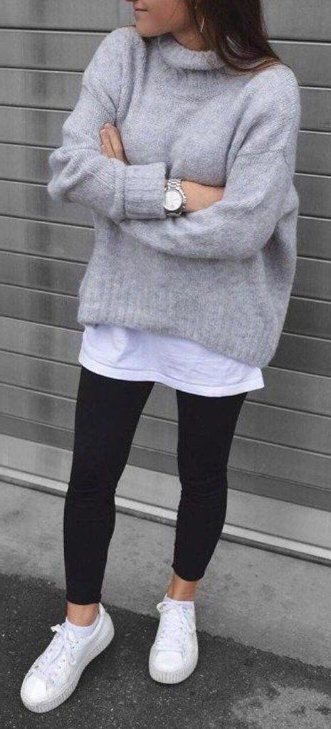 Niedliche Casual Back to School Outfit Ideen für 2018