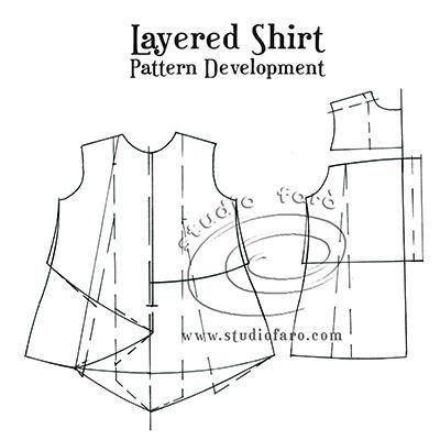 Love it Layered! #PatternPuzzle - Layered Shirt http://www.studiofaro.com/well-suited/pattern-puzzle-layered-shirt #CutTheTrends