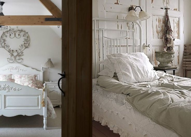 20 inspirations pour une chambre shabby chic blog designsblog decodeco - Deco Shabby Chic Blog