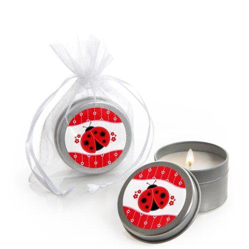 Modern Ladybug - Candle Tin Party Favors (set of 12) Big Dot of Happiness http://www.amazon.com/dp/B00AZ6Z0WW/ref=cm_sw_r_pi_dp_2j8mub0J1E8B5