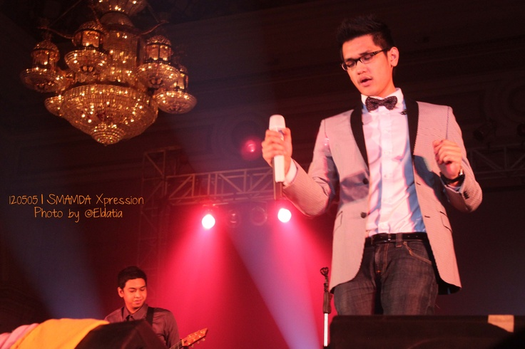 Afgan @ SMAMDA Xpression
