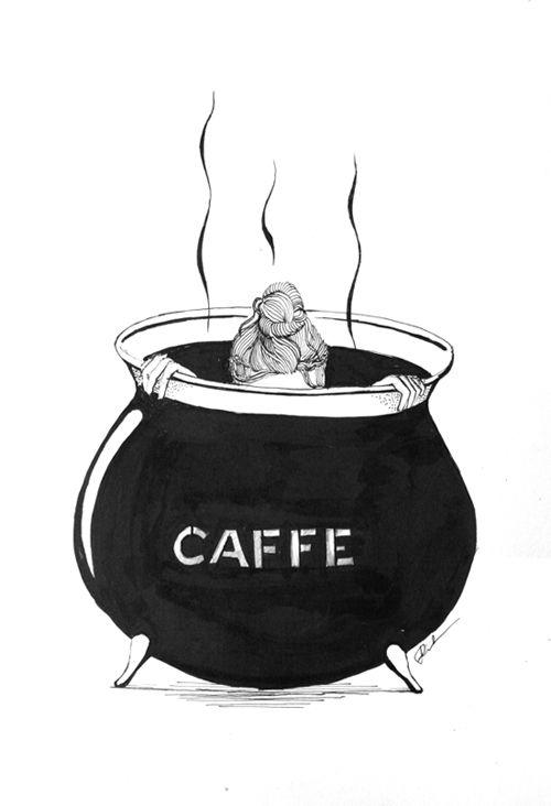 Coffee. My childhood. #coffee #mug #ilovecoffee #caffè