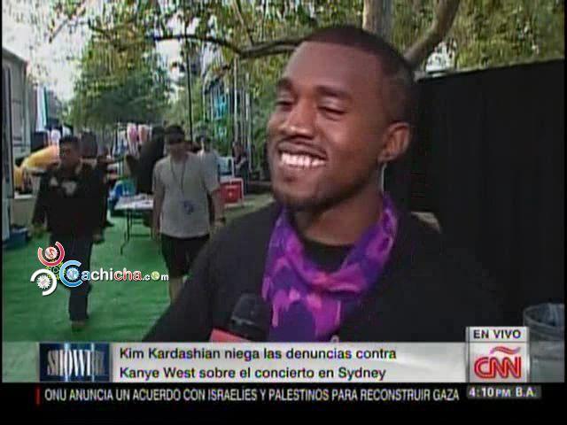 Kanye West Detiene Concierto Porque Inválidos No Se Ponían De Pie #Video