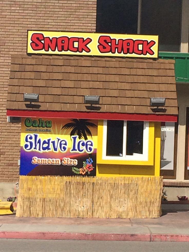 Craigslist hawaiian shaved ice shack