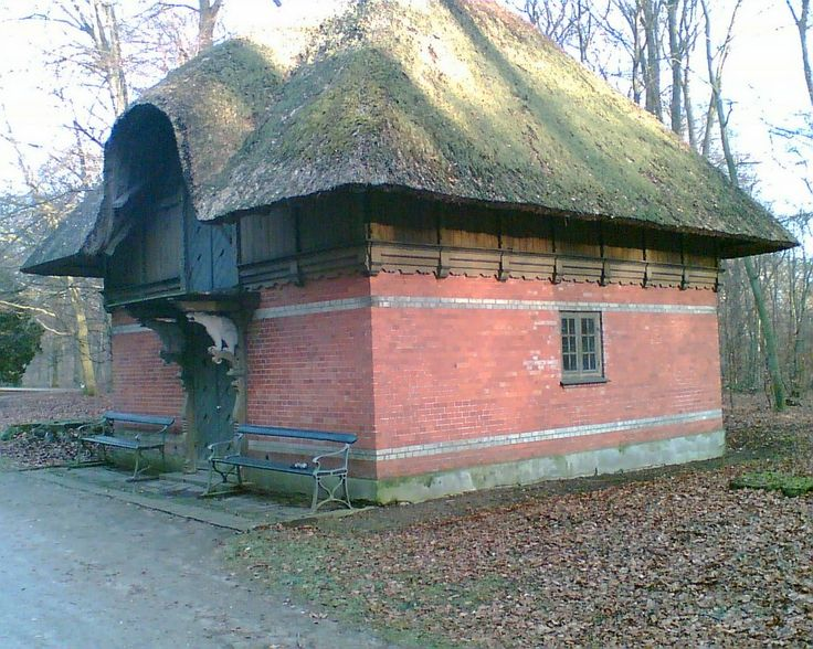 The Ice House, Charlottenlund, Denmark