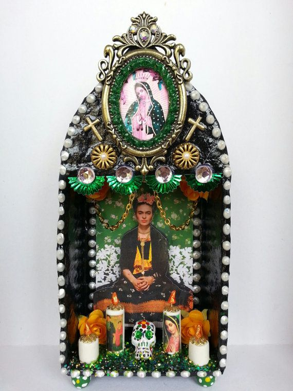 889 Best Crafting Personal Shrines Images On Pinterest