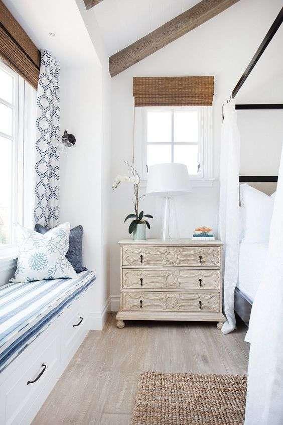 Mobili dal sapore estivo - Mobili dal fascino vissuto per arredare casa in stile coastal estate 2016.