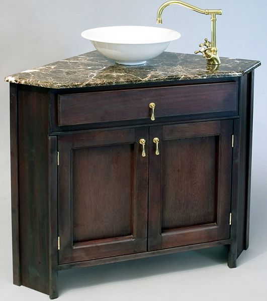 Corner vanities for small bathrooms possibly related - Sinks and vanities for small bathrooms ...