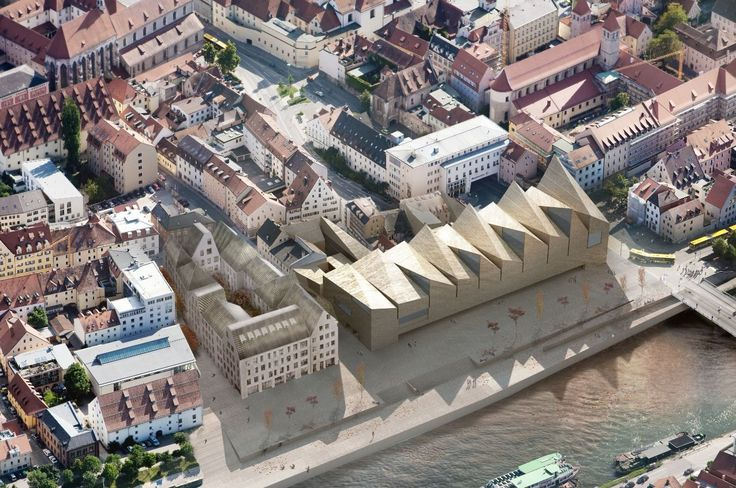 Bavarian History Museum Proposal / OODA + GuedesDeCampos