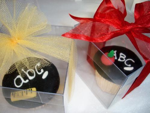 CUPCAKES PARA DIA DEL MAESTRO - cupcakes_yummie - Fotolog