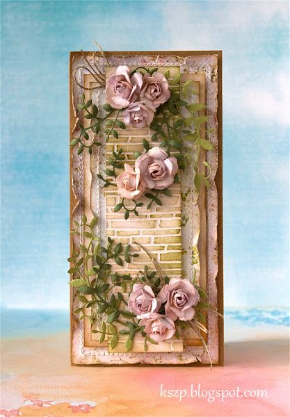 Klaudia/Kszp tiene tutos de flores