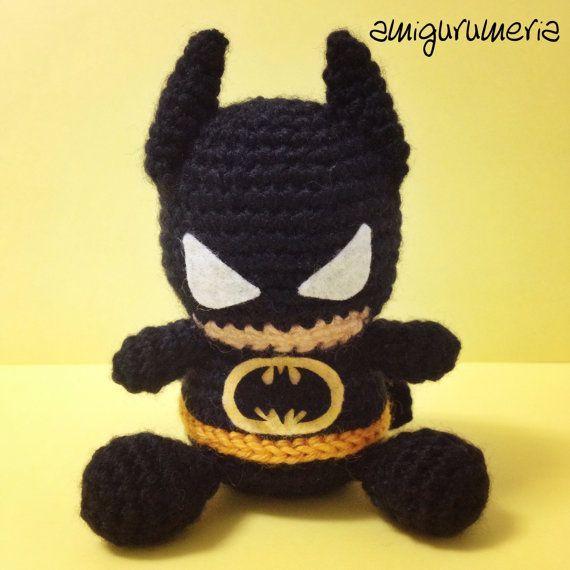 superheroes crochet amigurumi patterns - Bing images
