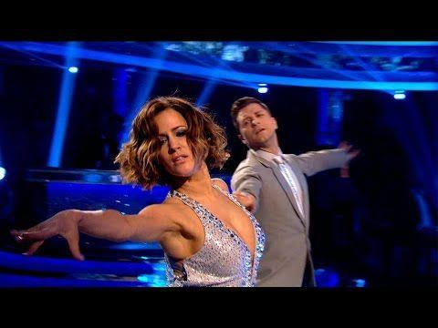 Caroline Flack & Pasha Kovalev Foxtrot to 'Diamonds'- Strictly Come Dancing: 2014 - BBC One - YouTube