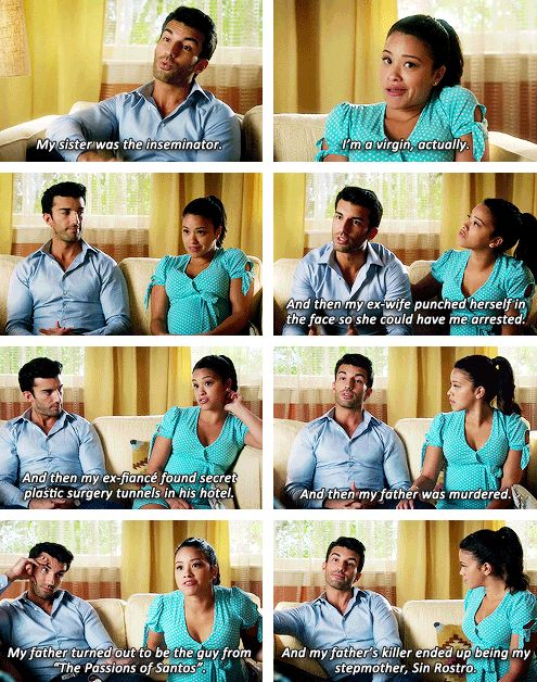 "They've been through so much, but they still love each other. | 27 Reasons Rafael And Jane Belong Together On ""Jane The Virgin"""