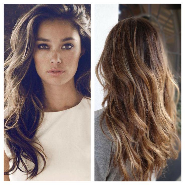 Coupe Tendance Cheveux Long 2015
