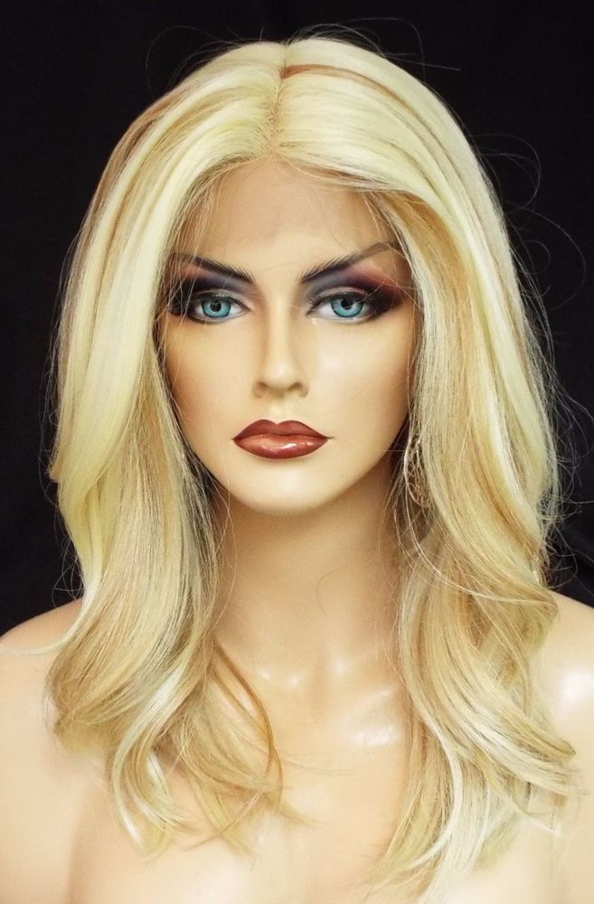 Lace Front Wig HAND TIED FRONT FS613.27 SOFT SEXY CURLS FAST SHIP US SELL *438 in Health & Beauty, Hair Care & Styling, Hair Extensions & Wigs | eBay