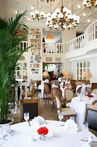 Pavilion restaurant on Patriarshie