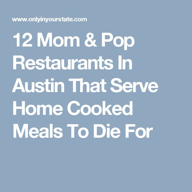 17 best images about austin to do list on pinterest Places to eat in garden city ks