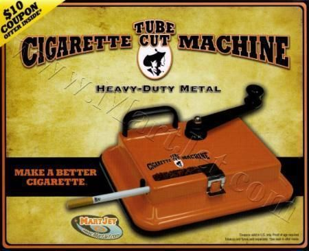 tobacco rolling machine reviews