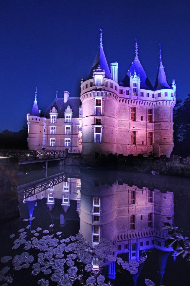 Set on an island in the middle of the Indre, the château of Azay-le-Rideau seems to rise straight out of the waters of the river, which reflect the castle's façades so that the château appears to float in its own image. The writer Balzac, who lived nearby and was occasionally a guest at the château, deeply admired the building, describing it as 'a facetted diamond, set in the Indre'. This striking setting has helped Azay-le-Rideau to become one of the most famous of the Loire's many…