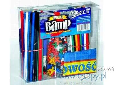 BAMP 200 elem. zabawka klocki układanka przestrzenna