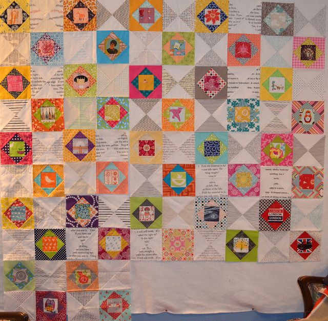 21 best Square In A Square, Economy Quilts images on Pinterest ... : uk quilting blogs - Adamdwight.com