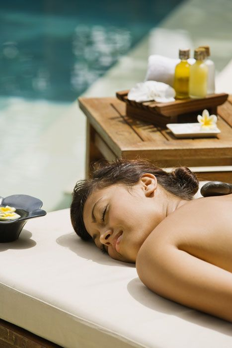 Maui Zen Day Spa in lahaina - massage, skincare, spa packages