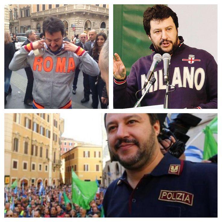 Qualcuno spieghi a Salvini che Polizia non è il nome di una città
