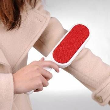Nice Winter Hair Dust Lint Remove Brush Cleaner Surface Clothes Sweater Sofa Bed Pet Velour Cleaning Tool