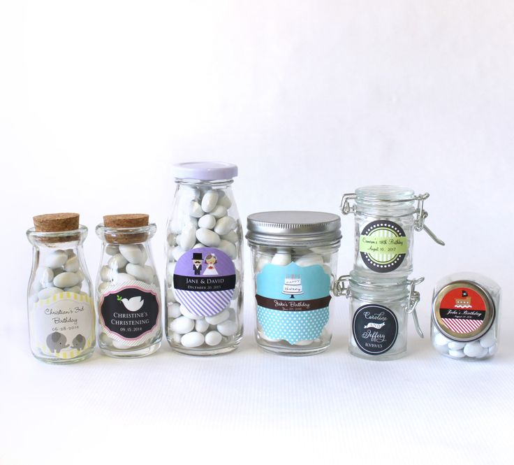 If you're mad about jars, then come on over and check out our jar collection. We've got a huge selection of mason jars, vintage milk bottles, mini cookie jars, and much more!