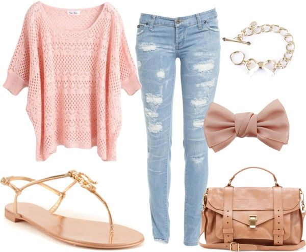 """Cute school outfit (:"" by izaby on Polyvore"