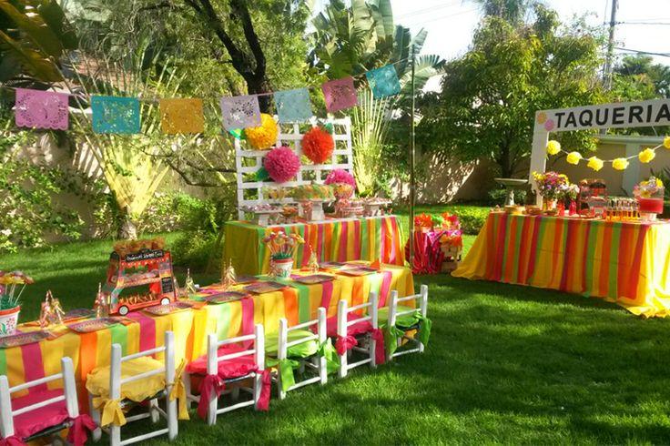 Idee per una festa messicana - Fotogallery Donnaclick