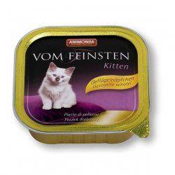 """Aus der Kategorie Nassfutter  gibt es, zum Preis von EUR 1,95  <p><font face=""""Arial, Helvetica, sans-serif"""" size=""""2"""">Sie erwerben den folgenden Artikel:</font></p> <p align=""""center""""><font face=""""Arial, Helvetica, sans-serif"""" size=""""4""""><b>Animonda vom Feinsten Kitten Geflügel 100 g ,Futter, Tierfutter für Katzen</b></font></p> <p><font face=""""Arial, Helvetica, sans-serif"""" size=""""2""""><b>Artikelbeschreibung:</b> <p>Auch junge, heranwachsende Katzen sind schon kleine Fleischfresser. Sie können…"""