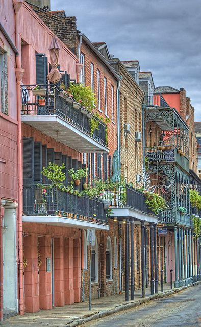 New Orleans French Quarter by GMills31, via Flickr
