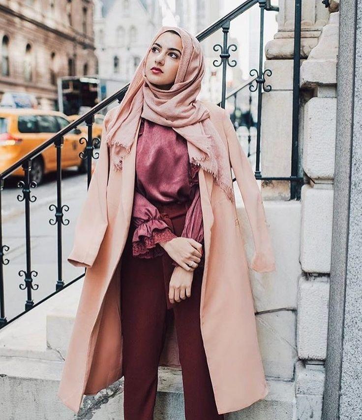 Hijab Fashion   Nuriyah O. Martinez   Summer Albarcha