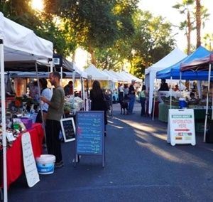 Wednesday is a market day @ Gilbert Town Square Twilight Market in Gilbert, Arizona 3 - 7pm http://www.farmersmarketonline.com/fm/GilbertTownSquareTwilightMarket.html