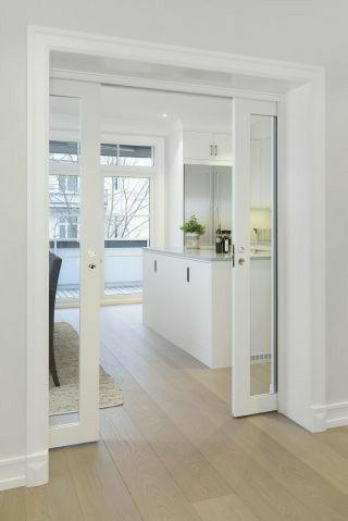 17 best Türen images on Pinterest Doors, Architecture interiors - schiebetür für küche