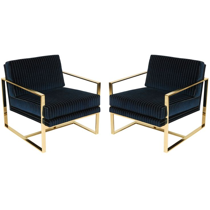 Milo Club Chair by Lawson-Fenning | 1stdibs.com