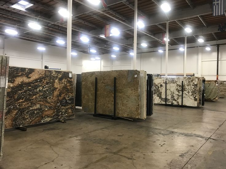 Arizona Tile customer, Gwen, chooses her slabs at our Miramar slab yard. After browsing the entire warehouse, she decided on Fantasy Brown Satin! Keep checking back in to see the progress on her kitchen remodel project! #fantasybrownsatin #marblecountertops #interiordesign Check out one of our slab yards or peek at our slabs online! http://arizonatileslabyard.com/Account/Login.aspx?ReturnUrl=/search/customer.aspx