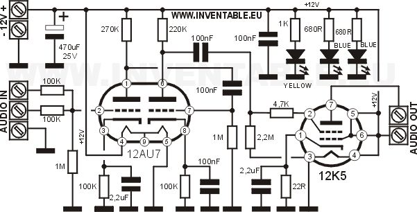 26 best valve amps images on pinterest