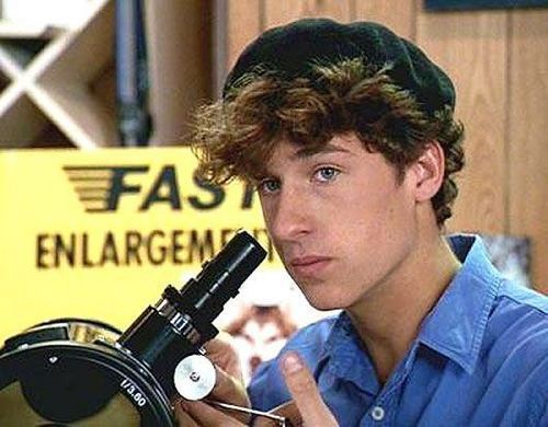 Young Patrick wallpaper in The Patrick Dempsey Club