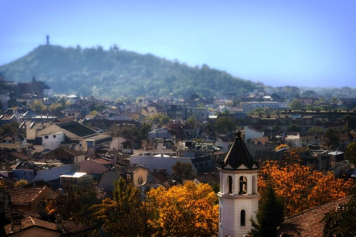 Пловдив #Болгария