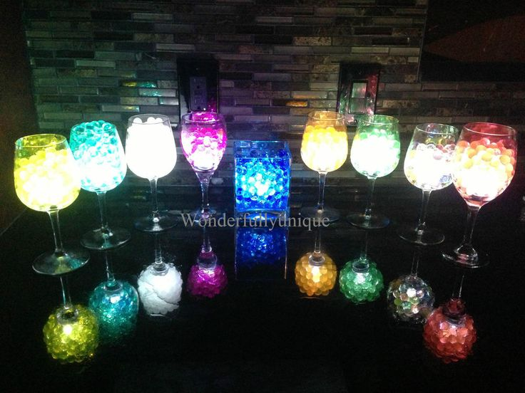 17 Best Images About Orbeez On Pinterest Pearls Rose Candle And Flower Centerpieces