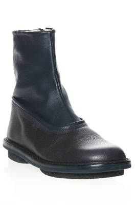 LILA ankle boot in smooth cowhide leather - TRIPPEN