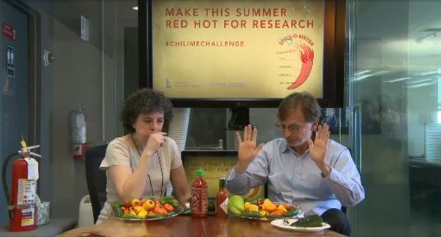 Ian Lipkin and Mady Hornig, Center for Infection and Immunity