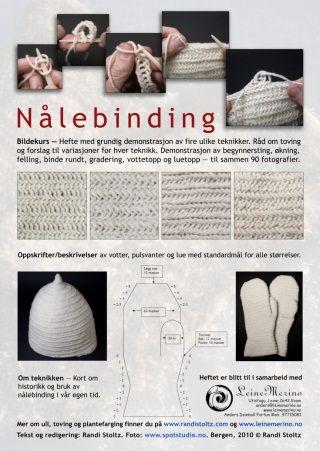 naaldbinden .. http://www.pinterest.com/dorrane/naalbinding/